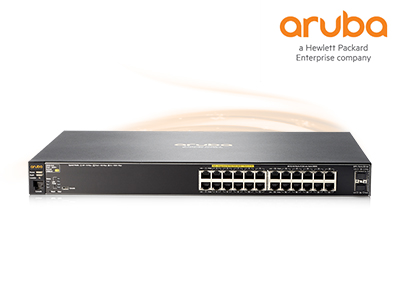 Aruba 2530-24G Managed Switch 24x10/100/1000Mbps RJ45 + 4SFP