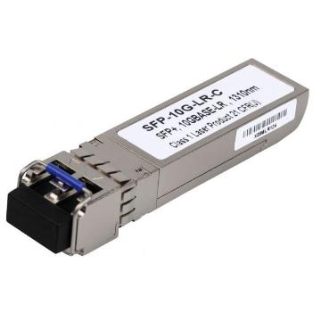 SFP+ 10Gb/s, 1310nm, 10km, LC, SM, DDMI